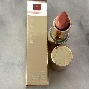 Becca Ultimate Lipstick Love W Bare